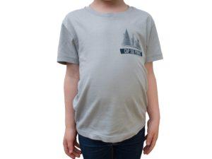 CAP SUR PORNIC - T-shirt enfant Gris Grey