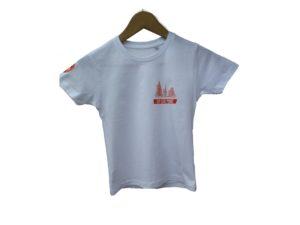 CAP SUR PORNIC - T-shirt enfant Blanc